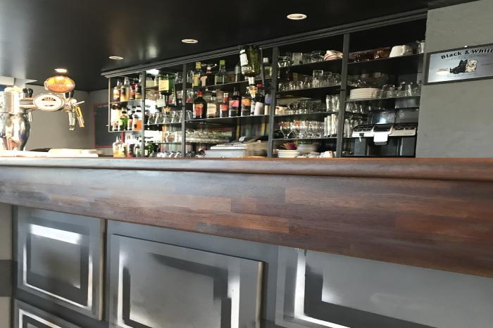 Bar sur-mesure en Bois massif JPBriand